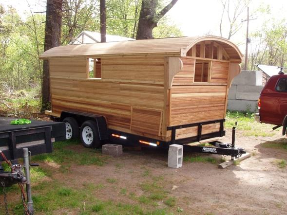 Photo vardo floor plans images vardo interior pictures for Sauna trailer plans